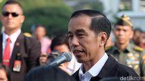 Tinjau Bendungan Kuningan, Jokowi: Nggak Pernah Dilihat 3,5 Tahun