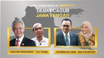 Debat Pilgub Jateng Pamungkas akan Angkat Soal Demokrasi Hukum