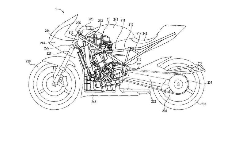 Motor Turbo Suzuki. Foto: Istimewa