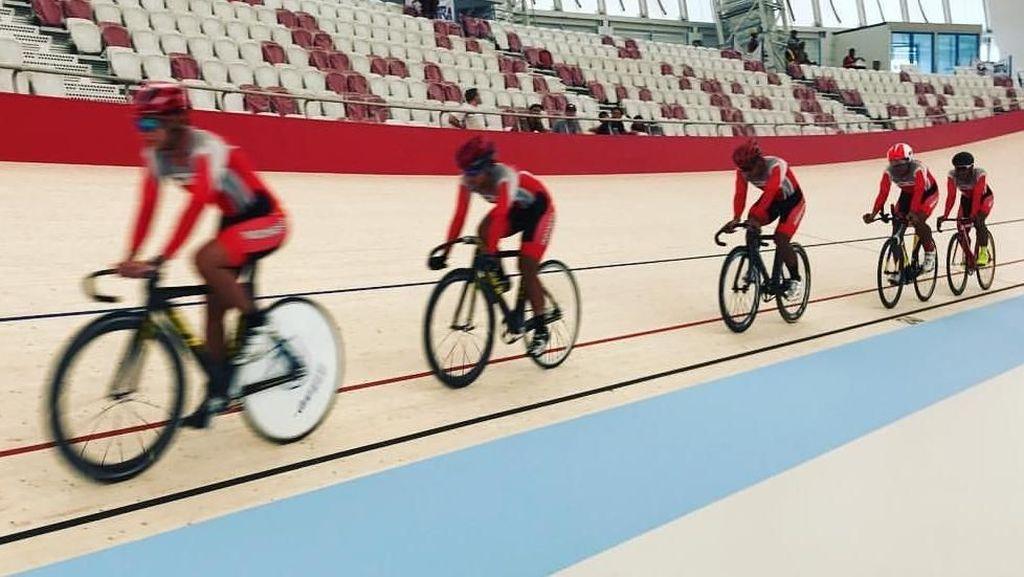 PB ISSI Akan Uji Velodrome dan Trek BMX di Akhir Juni