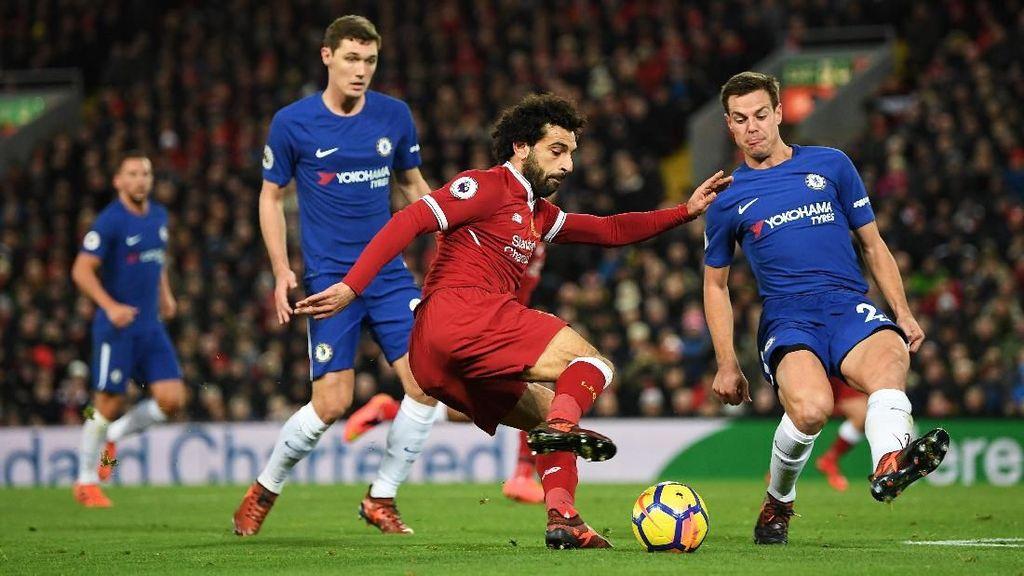 Kans Bagus Liverpool dan Chelsea Melanjutkan Kesempurnaan
