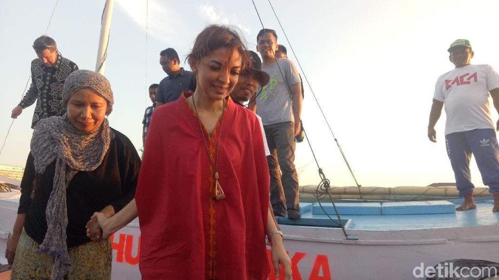 Kembali ke Makassar, Najwa Shihab Rindu Coto dan Pallubasa