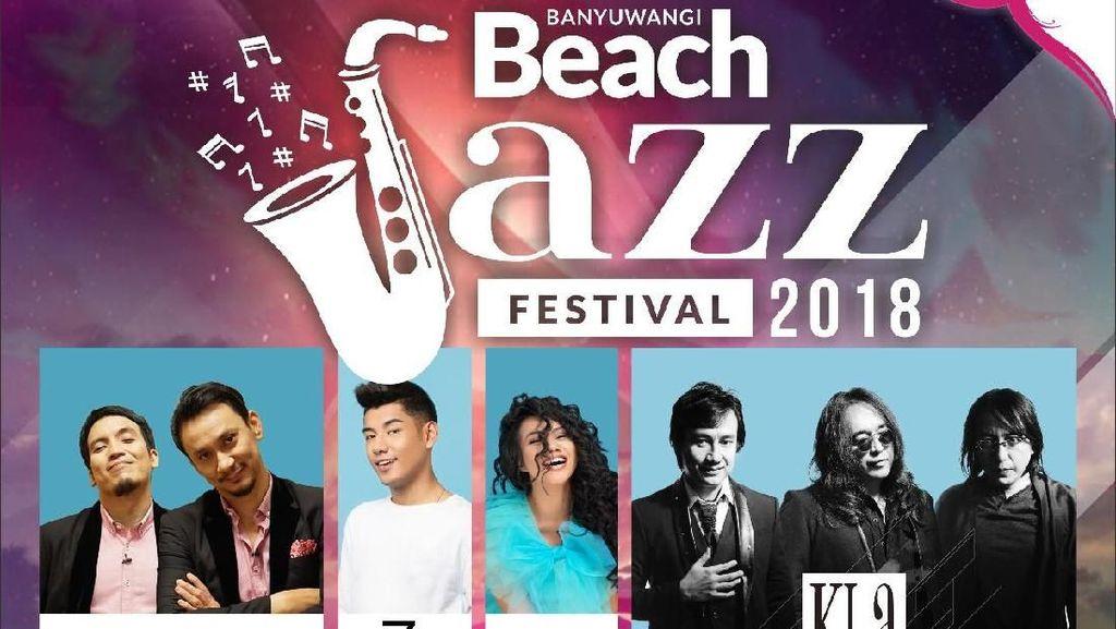 Yura Yunita, Jaz, dan KLA Project Jadi Headliner Beach Jazz Fest