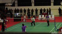 Alan Budikusuma Puji Permainan Badminton Jokowi