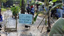 Jalan Rusak Diblokir Warga, Pemkab Sukabumi Minta Pengusaha Bantu