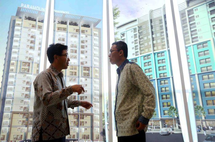 Kerjasama Bank KEB Hana ini menjadi salah satu pendukung program Sejuta Rumah yang dicanangkan Pemerintahagar masyarakat bisa memiliki pemukiman atau rumah layak huni. Foto: dok. Paramount