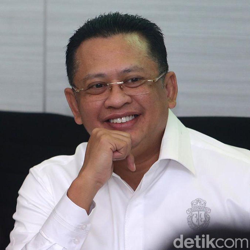 Ketua DPR Banggakan Rakyat Berprestasi di Sidang Tahunan