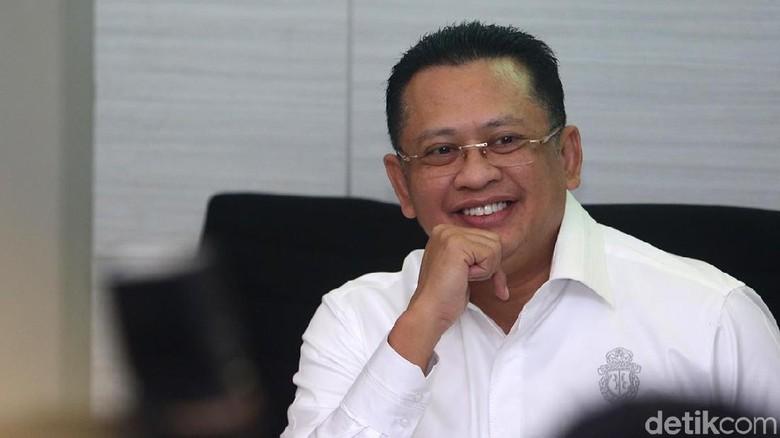 Soroti OTT Kepala Daerah, Bamsoet: Pilih Kandidat dengan Rasional