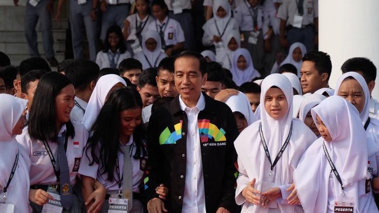 Jokowi Minta Berbagai Toko Beri Diskon Saat Asian Games 2018