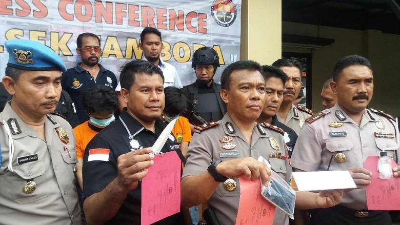 Bos Rampok di Tambora Ditembak Mati Polisi