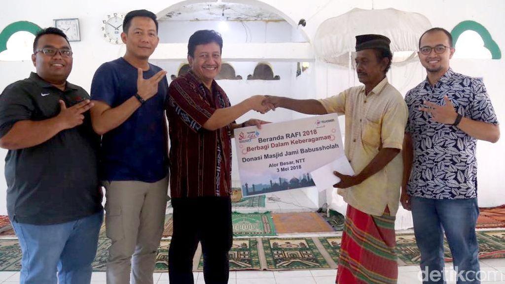 Jelang Puasa, 23 Ton Kurma Didistribusikan ke 15 Masjid