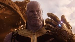 Saat Thanos Meniru Donald Trump