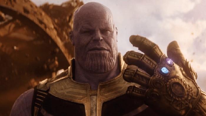 Thanos. Foto: dok Twitter