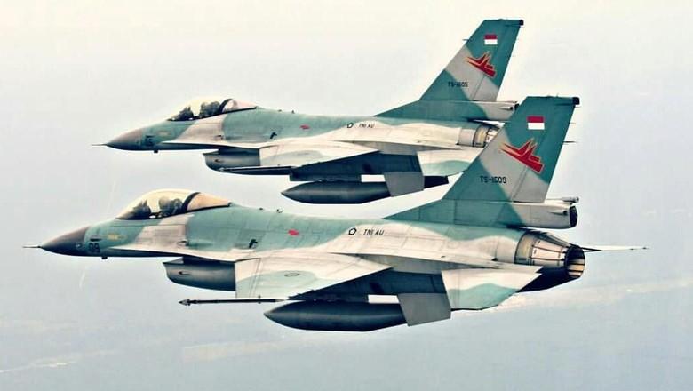 Respons Netizen, Jet Tempur TNI Siap Bangunkan Sahur Warga Yogya-Surabaya