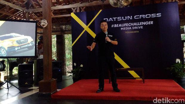 Head of Datsun Indonesia, Masato Nakamura