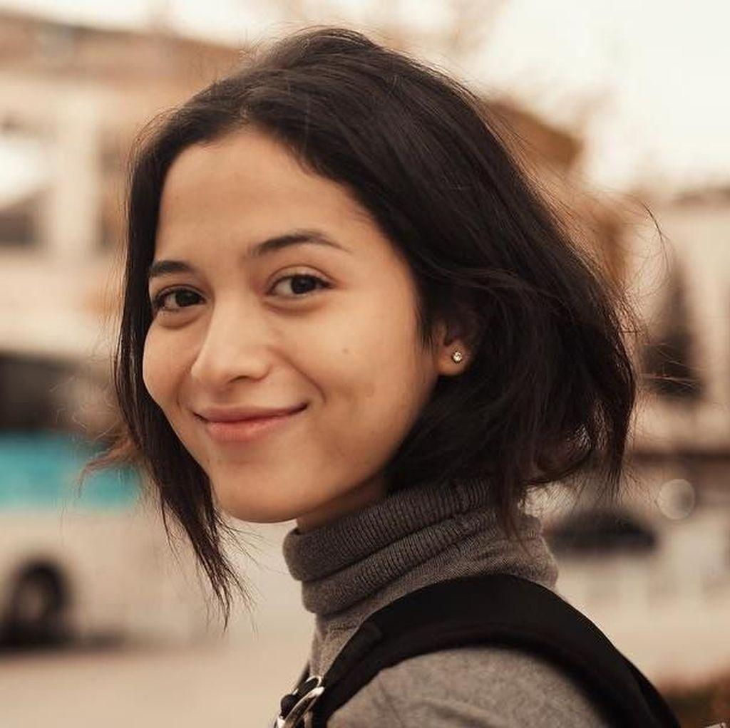 Kebahagiaan Putri Marino Merasa Gerakan Sang Buah Hati