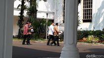 Menteri-menteri Bertemu Jokowi Bahas Penilaian untuk Pejabat