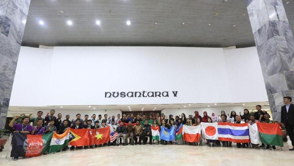 Pesan DPD untuk Peserta ASEAN Youth Camp 2018
