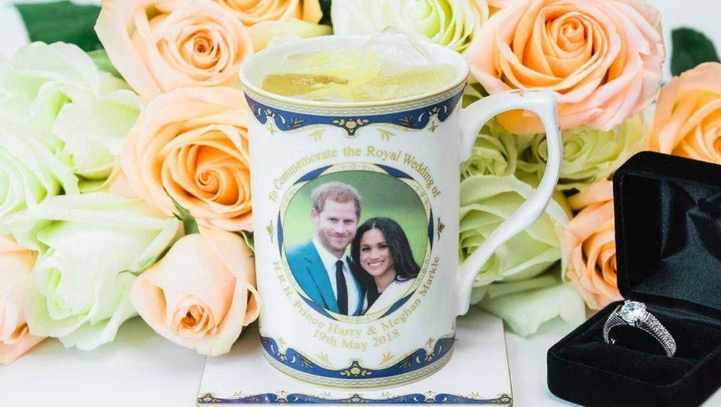 Di Pop-up Bar Ini Bisa Berpesta Seperti di Pernikahan Keluarga Kerajaan Inggris