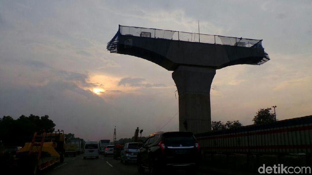 Pembangunan Jalan Tol Layang Pertama di Makassar Dimulai