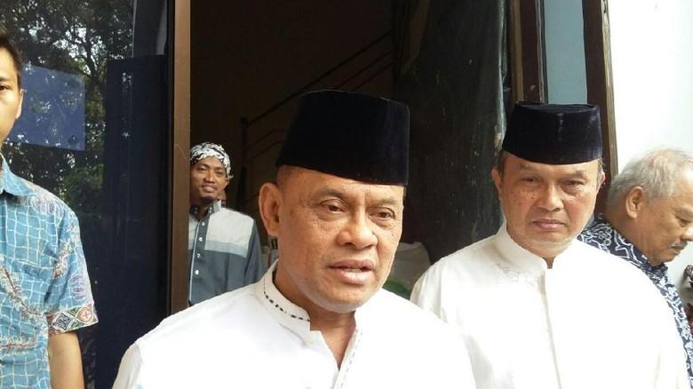 Gatot Nurmantyo Tak Setuju Larangan Bicara Politik di Masjid