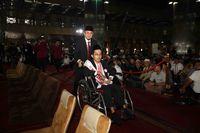 Cacat Fisik Tak Halangi Semangat Rizal Menghafal Alquran 30 Juz