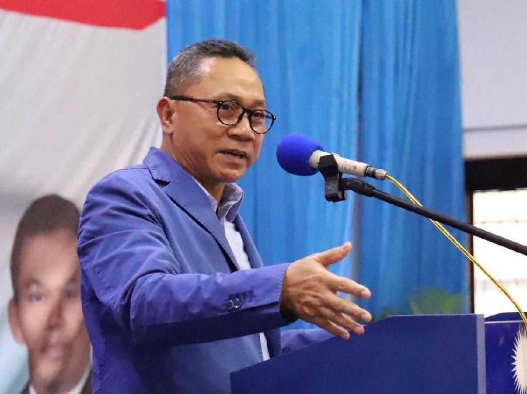 Zulkifli Bertemu SBY di Riau, Bahas Poros Ketiga?