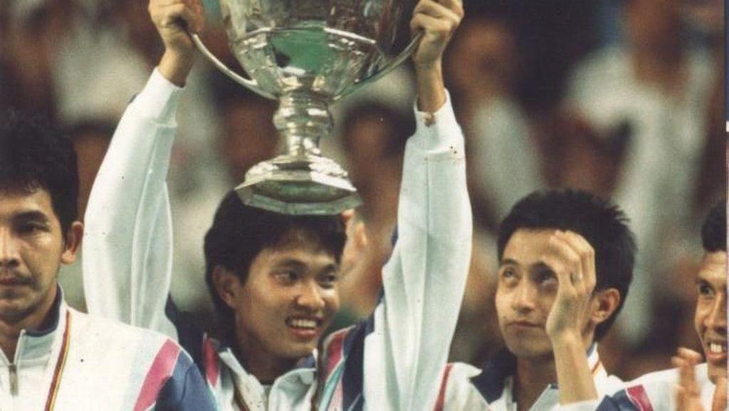 Bertemu Malaysia di Piala Thomas, Indonesia Unggul Head to Head