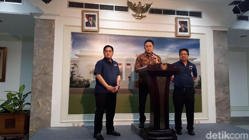 Jokowi akan Rapat 2 Mingguan Bahas Asian Games