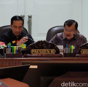 Jokowi Gelar Rapat Bahas Percepatan Pembangunan Batam