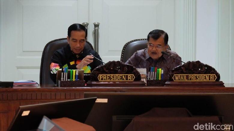 6 Parpol Sepakati Cawapres Jokowi, PDIP Puji-puji JK