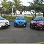 Ini Rasanya Menjajal Toyota C-HR, Camry Versi Bongsor