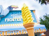Kuning Cantik Dessert Terbaru di Disney California Adventure Park