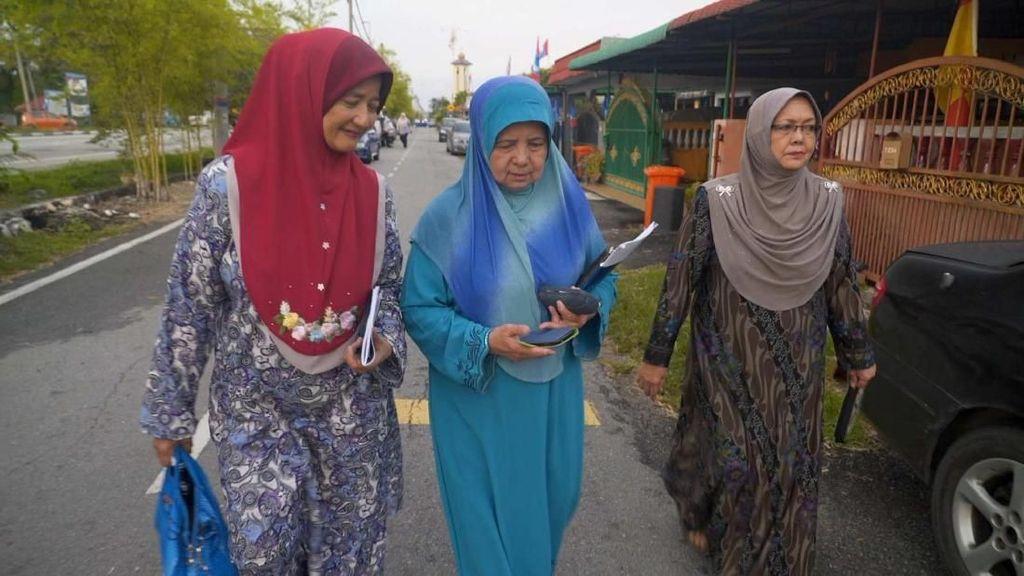 Pemilu Malaysia, PM Najib Andalkan Dukungan di Luar Perkotaan