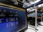 Ribuan Komputer Penambang Bitcoin Diamankan