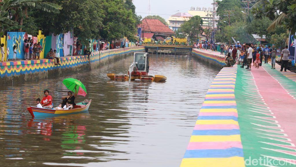 Pemkot Palembang Gencar Benahi Wisata Kawasan Sungai Musi