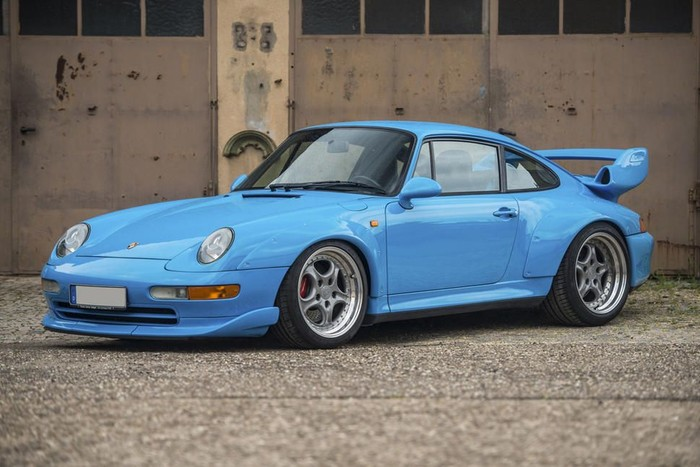 1995 Porsche 911 GT2. Foto: istimewa
