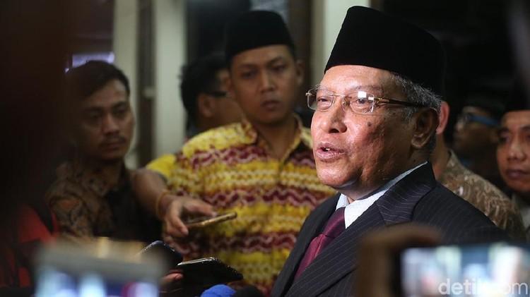 Prabowo Dapat Kartu NU, Mahfud Md?