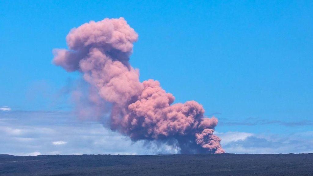Gunung Kilauea di Hawaii Erupsi, Ribuan Warga Mengungsi