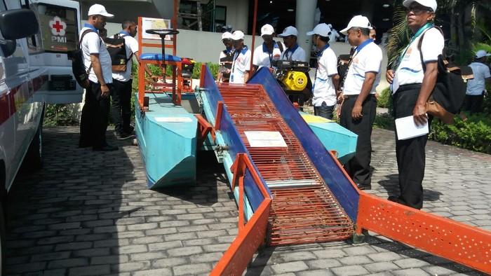 Foto: Kapal penangkap sampah (Dok. PUPR)