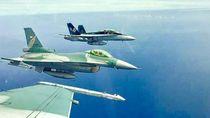 Gemuruh Jet Tempur di Langit Jateng Demi Bangunkan Warga Sahur
