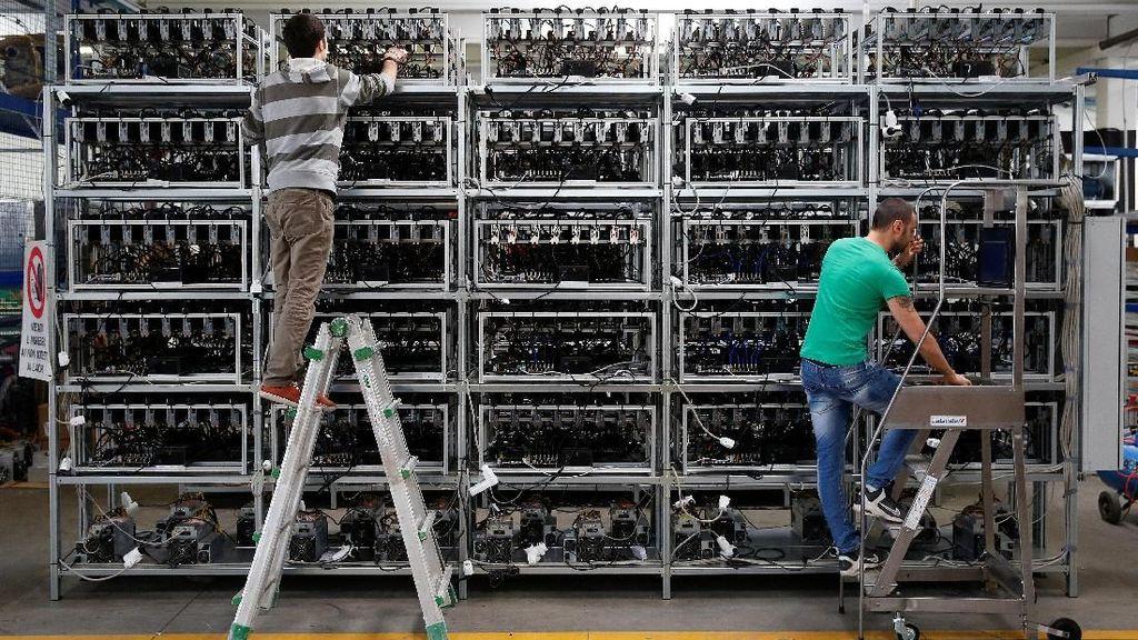 Efek Buruk Jika Bitcoin Cs Makin Sering Digunakan