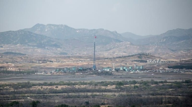Zona Demarkasi Korea