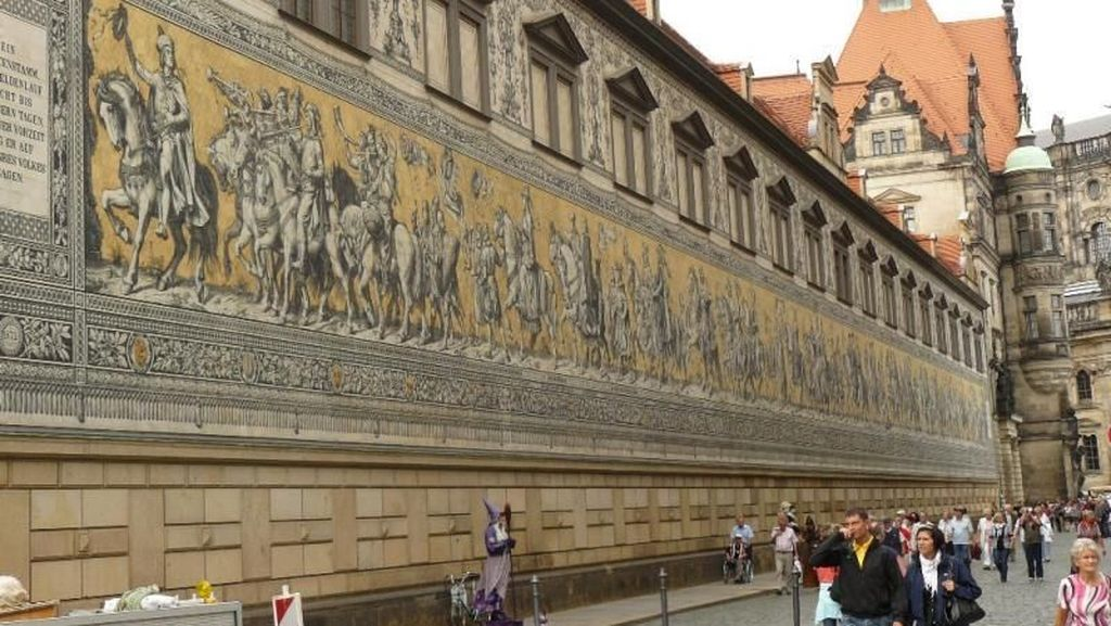 Inilah Kota Dresden yang Bersejarah