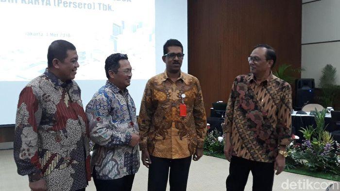 RUPS PT Adhi Karya Tbk.Foto: Danang Sugianto/detikFinance