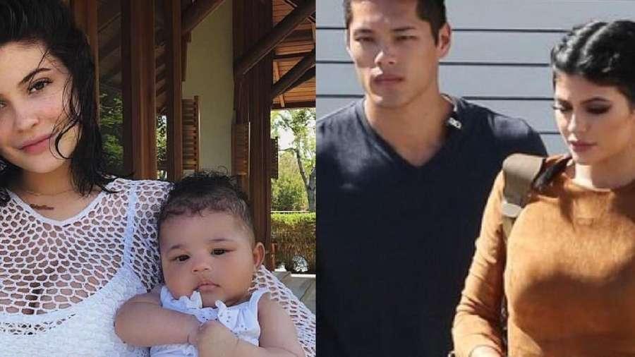 Ini Bodyguard Kylie Jenner yang Disebut Sebagai Ayah Stormi