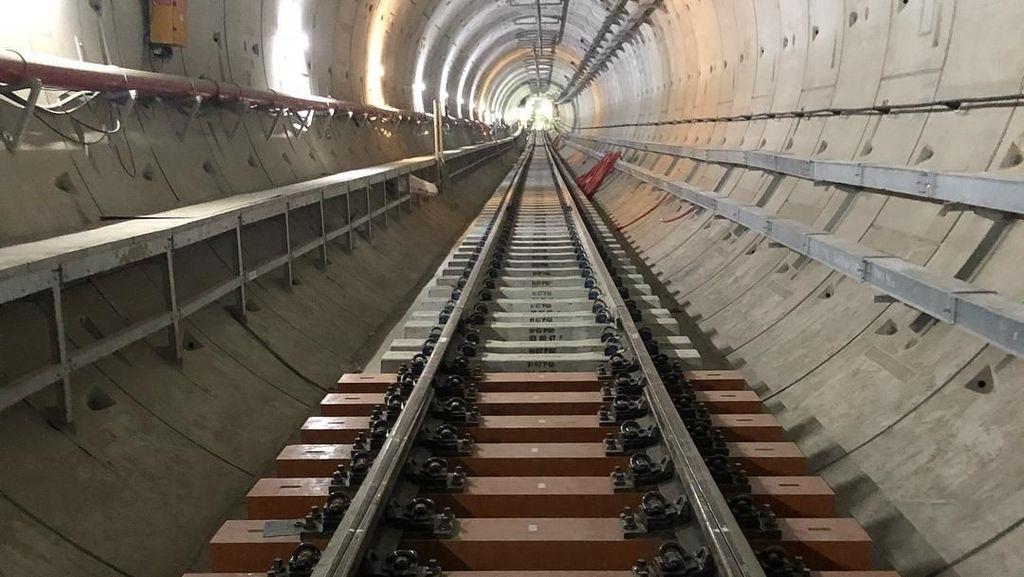 Ini Kesiapan Pembangunan MRT Bundaran HI-Kampung Bandan