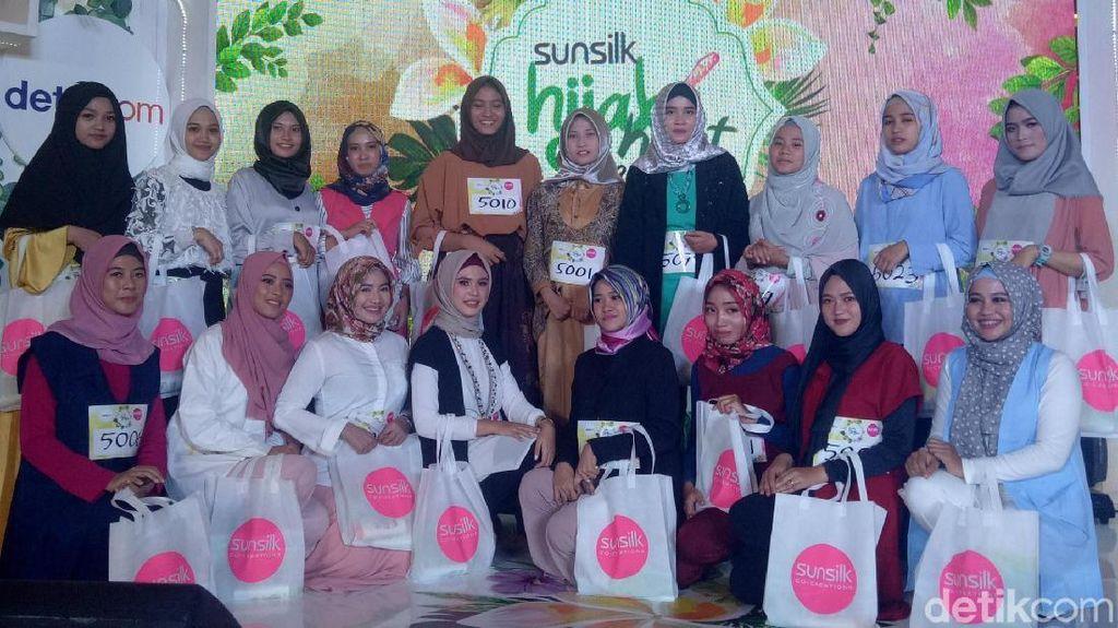 Selamat! Ini 20 Hijabers yang Lolos Audisi I Sunsilk Hijab Hunt Makassar