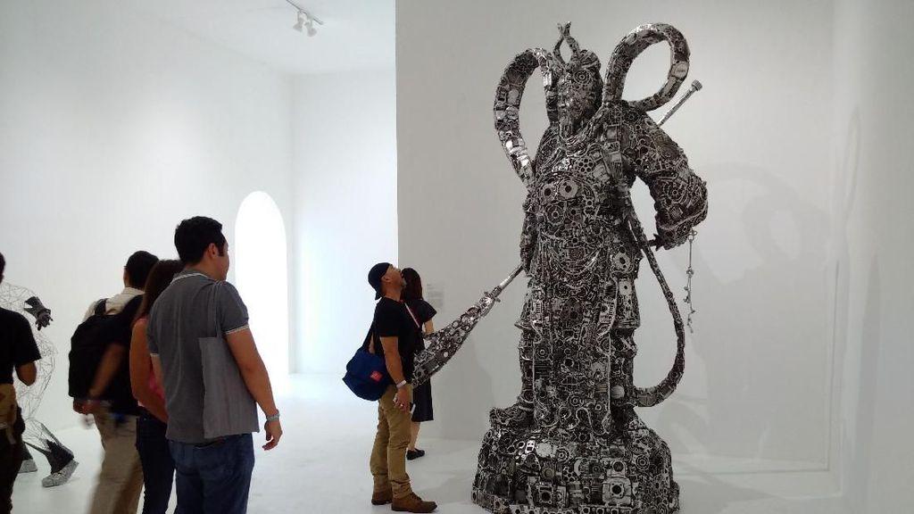 Maraknya Selfie di Pameran Seni, Ini Kata Kurator Art Jog 11