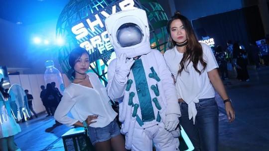 Serunya SHVR Ground Hari Pertama, Siap untuk Pesta Nanti Malam?